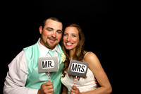 Katie & Klay's Wedding Photobooth
