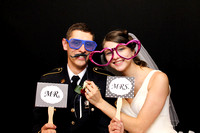 Amber & Zackary's Wedding Photobooth