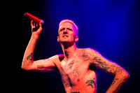 Die Antwoord Photos {Liberty Hall + Party Pics + Lawrence KS concert photography}