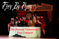 Foxy by Proxy's 5th Annual Valentine's Day Cabaret