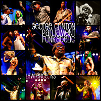 George Clinton and Parliament Funkadelic w/ The Phantastics Opening