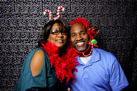 BTC Holiday Party 2012 Photobooth {Topeka Party Photobooth}