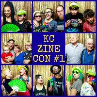 KC Zine Con #1 Photobooth