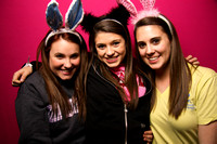Baker University Photobooth - Up Til Dawn