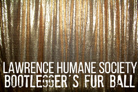 Lawrence Humane Society Bootlegger's Fur Ball Photobooth