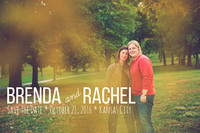R + B {a Lawrence KS engagement session}