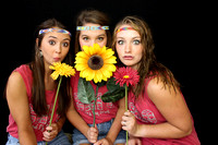 University of Kansas Chi Omega Bid Day Photobooth (2013)