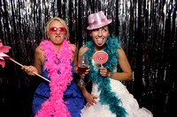 Emily & Austin's Wedding Photobooth {Lawrence Country Club}
