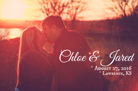 Chloe & Jared's Engagement Portraits