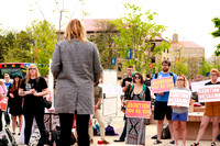 Rally to Protect Abortion Access (at KU)