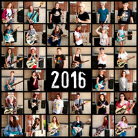 2016 Girls Rock Camp Photos