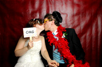 Michael & Ellen's Wedding Photobooth