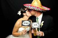 Samantha & Bill's Wedding Photobooth