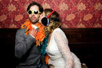 Lisa & Ryan's Wedding Photobooth