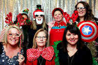 Corbion Holiday Party Photobooth 2017