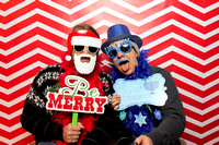 LOLA Giant Holiday Photobooth 2014