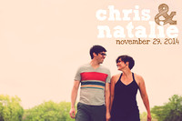 Natalie & Chris' Engagement Session