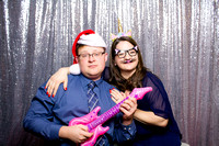 YRC Freight Holiday Party 2018 Photobooth Kansas City