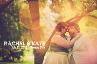 Rachel and Kate's Wedding in Kansas City