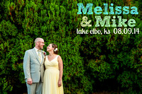 Melissa & Mike {Manhattan, KS wedding photography + private land}