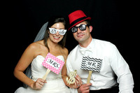 Lanie & Paul's Wedding Photobooth