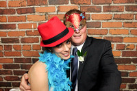 Tara & Matt's Wedding Photobooth