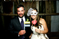 Jean & Brad's Wedding Photobooth