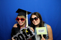 Honors Graduation Party 2014 Photobooth