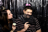 Kristina & Jayke's Wedding Photobooth