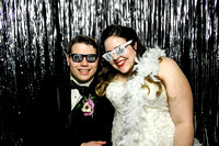 Rachel & Ray's Wedding Photobooth