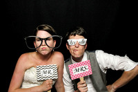 Sam & Clint's Wedding Photobooth