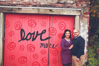 Ashley & Mauricio's Engagement Session