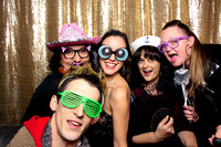 Oh Snap! New Years Eve Party Photobooth 2014