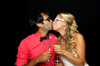 Jennifer & Giovanni's Wedding Photobooth