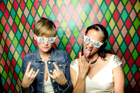 Keirsten & Caitlin's Wedding Photobooth