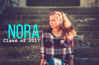 Nora's Senior Portraits Lawrence KS {Free State High School Class of 2017}