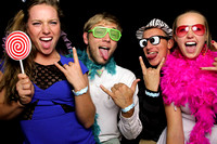University of Kansas Delta Gamma Date Dash Photobooth