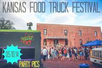 Kansas Food Truck Festival (Party Pics)