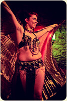Foxy By Proxy's 2nd Birthday {Lawrence Kansas Burlesque Photography}