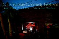 Riptide Comedy Festival {Lawrence, KS}