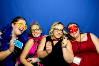 KU Applied Behavioral Science Department 50th Reunion Photobooth