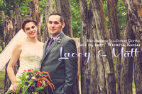Lacey & Matt {Wichita KS Wedding Photography + Mid-America All-Indian Center}