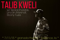 Talib Kweli / Space Invadas Party Pics