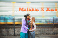 Kira X Malakai X Gabel {Halloween wedding photos Lawrence KS}