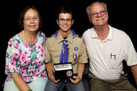 Eagle Scout Ceremony Photobooth