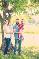 Young Family Portraits in Lawrence Kansas 2016