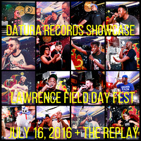 Datura Records Showcase at the 2016 Lawrence Field Day Fest