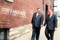 Doug & Michael {LGBT Kansas City Wedding Photography + Lydia's}