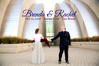 Rachel &  Brenda {Kansas City LGBT Wedding Photography + The Bauer}