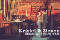 Kristel & Steven {Wedding Photography Kansas City}